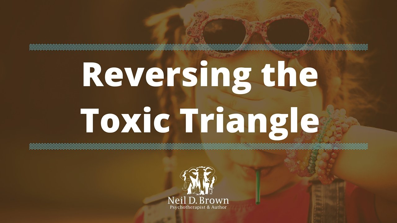 Reversing the Toxic Triangle with Your Spouse & Teen