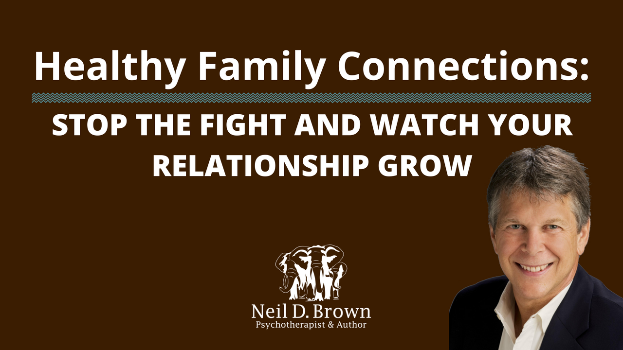 Stop The Fight And Watch Your Relationship Grow