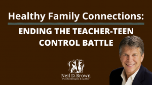 Ending the Teacher-Teen Control Battle