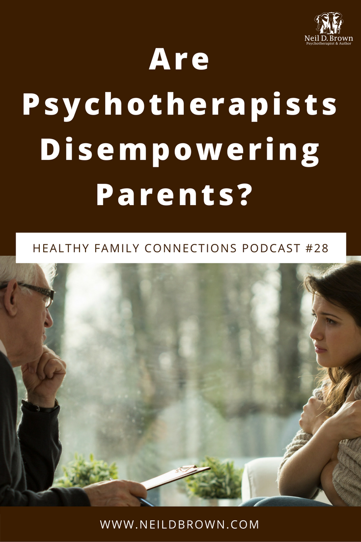 Episode 028 · If your teen is depressed & in therapy, do you feel involved in the sessions and progress?