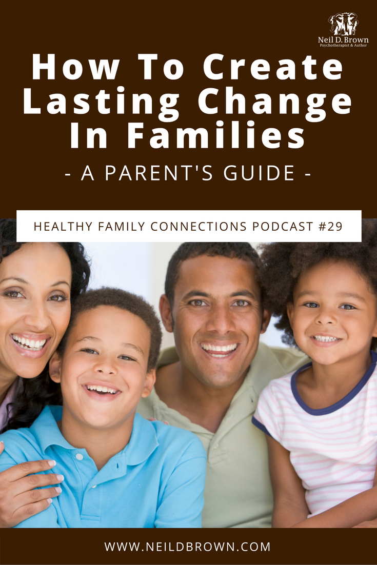 Episode 029 · Feeling frustrated at the lack of change & cooperation from your kids? This guide will help you find a solution for lasting change.