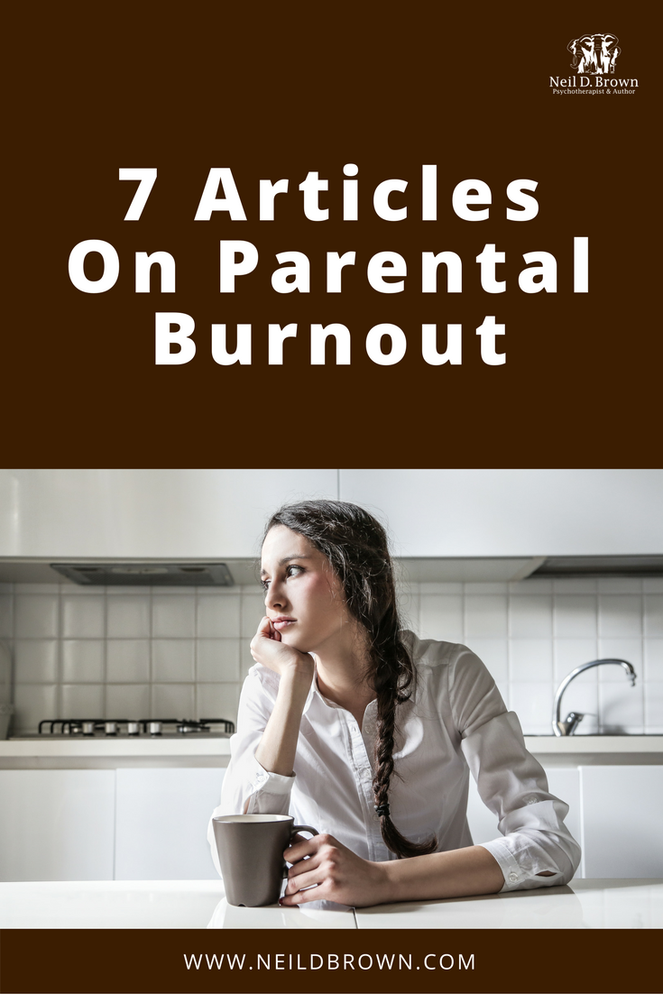 Parenting is stressful & burnout can happen to anyone. Check out these articles to help you find some insight into parental burnout and how to recover from it.