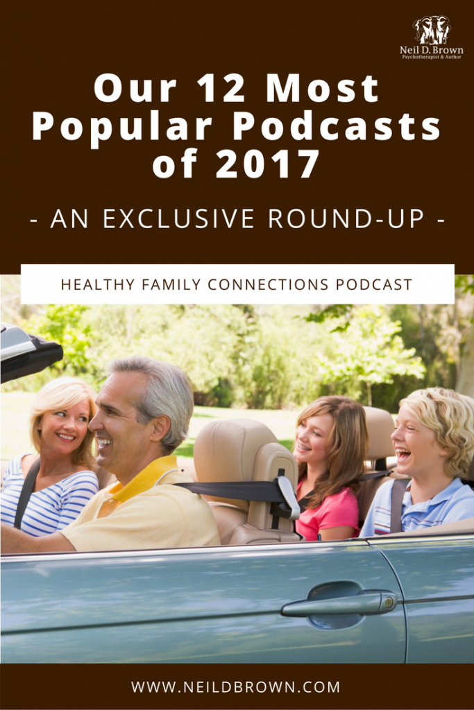 The Healthy Family Connections Podcast
