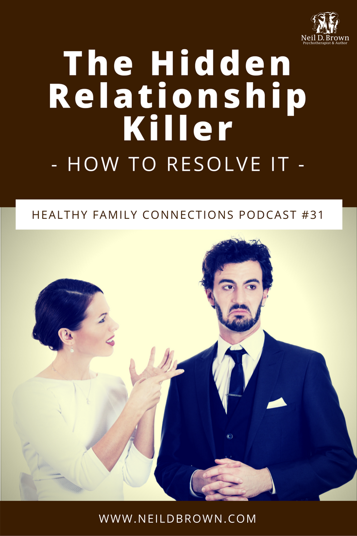 Episode 031 · Couples often get caught in the hidden relationship killer known as the negative cycle. Learn how to identify the behaviors and break the cycle.