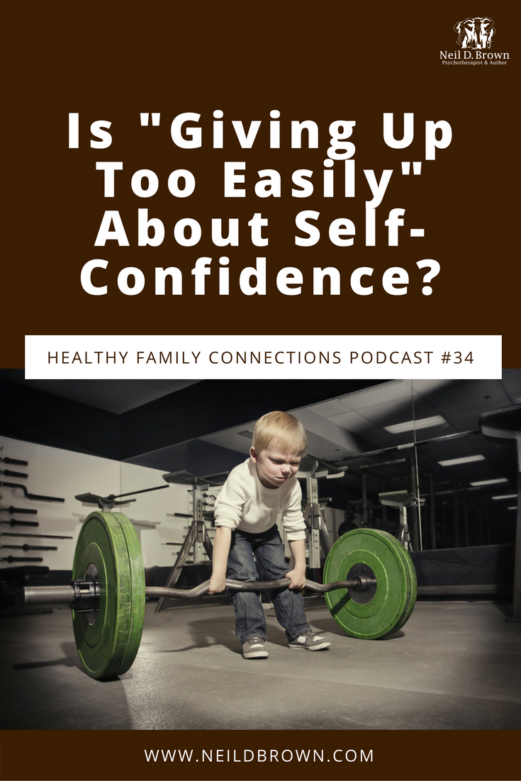 Episode 034 · Does your child quit sports or activities easily? The reason why might have to do with their level of confidence.