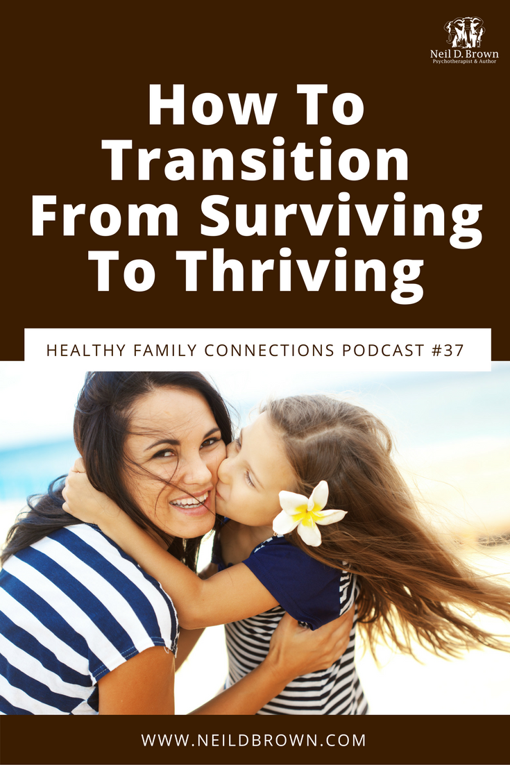Episode 037 · Many parents feel like they make mistakes in their role. But, sometimes, it's more than that. It might have to do with your deep-seated issues.