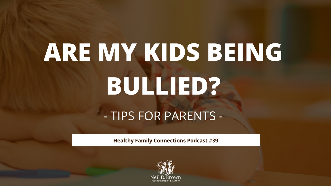 Are My Kids Being Bullied?