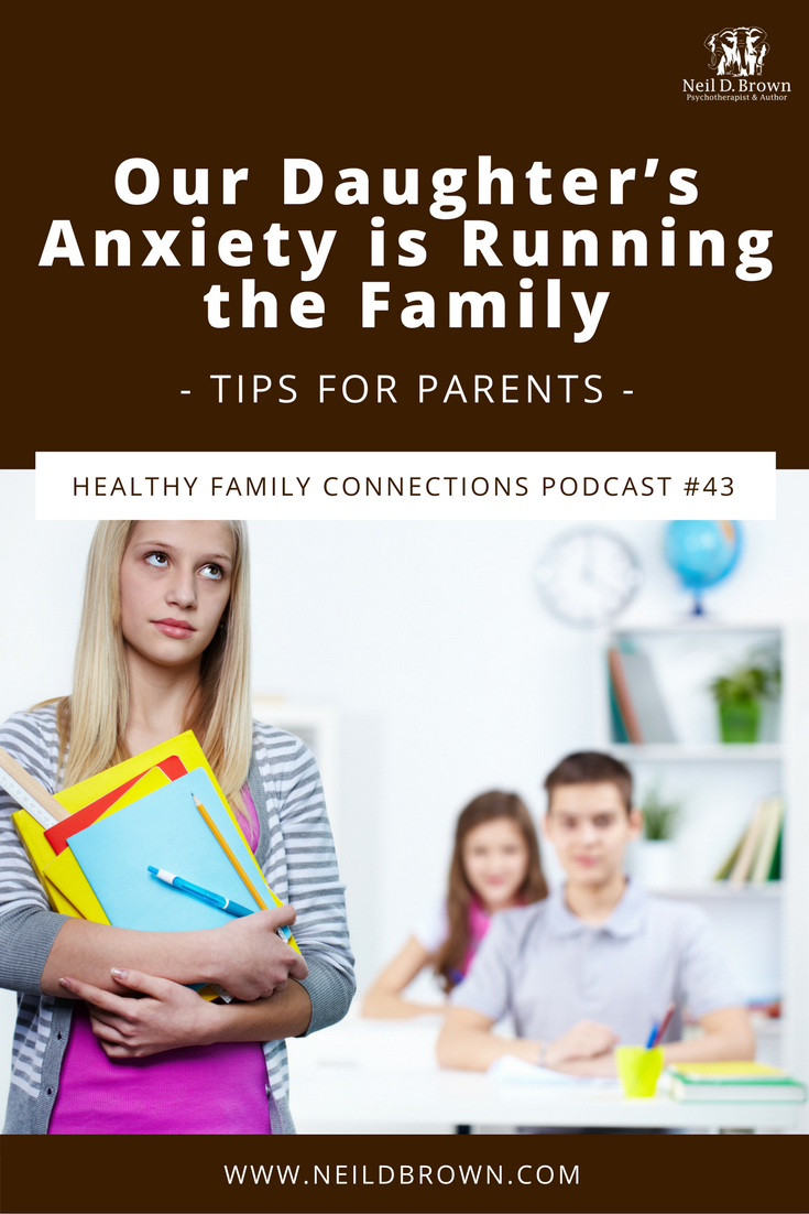 Episode 043 · Is your child's anxious behavior keeping your family from bonding? I have the tips you need to help your child move forward in a healthy way.