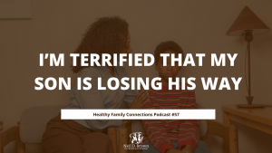 I'm Terrified That My Son Is Losing His Way