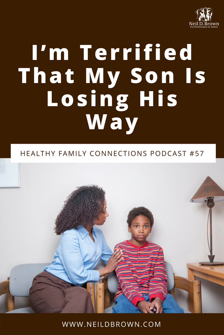 Are you noticing drastic changes in the behavior of your teenager and are becoming worried about their life path? It can be difficult to watch your teen lose their way. In this episode, I provide helpful solutions to create change.