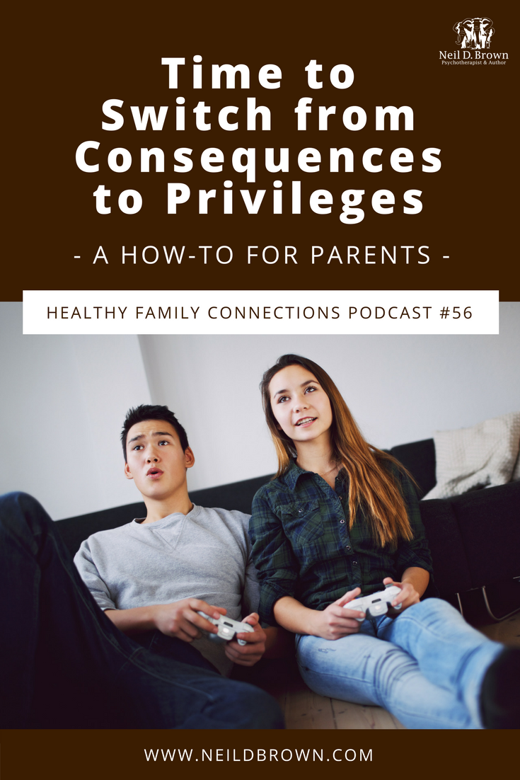 If you're enforcing consequences with your teenager only to be met with continued resistance, it might be time to change up the paradigm. Assign privileges to your teen to help them learn to manage responsibility.