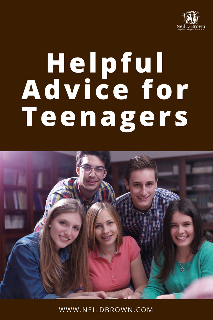 I recently asked my Facebook fans to share their most useful advice to today's teenagers. With so many excellent responses, I decided to share with you some of the best! This is a great resource to use with your teenager.