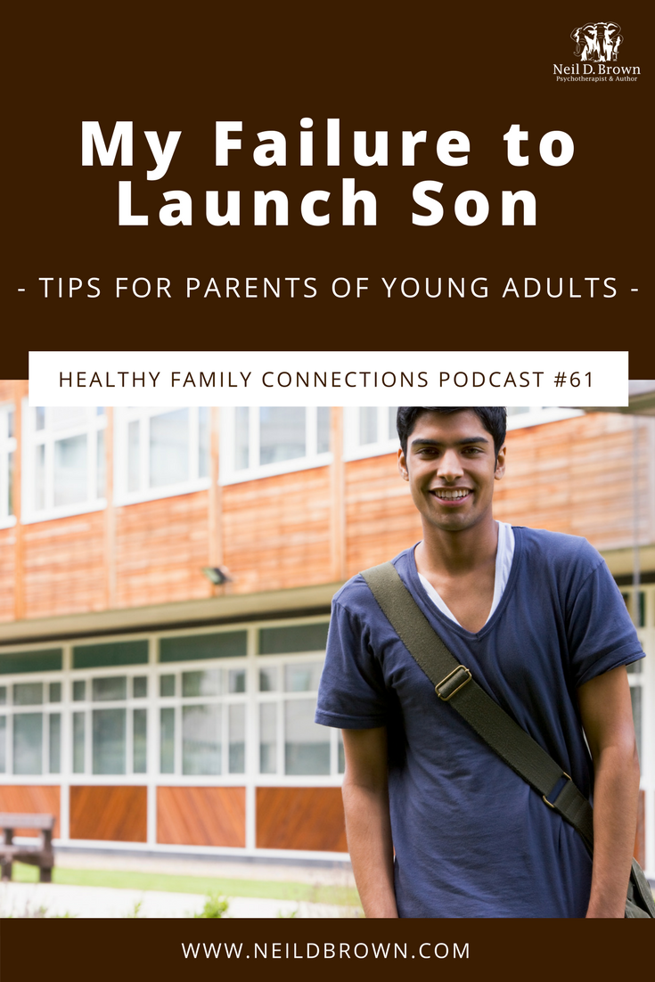 Do you have a young adult child who isn't pursuing education or a career and they still rely on you, his parents, for support? I have tips to help your teen launch into a successful, independent life.