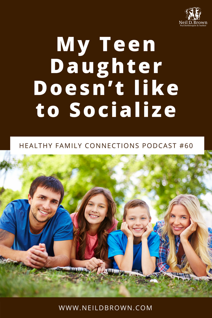 Do you have a hard time getting your teenager to be passionate about social or school activities? You may be worried she isn't developing as she should. Let me help you find peace and faith with your teenager's nature.