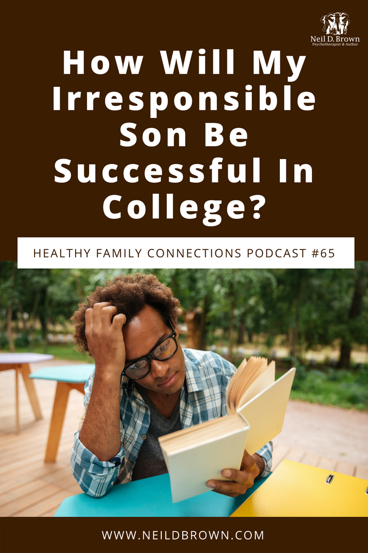 Have you had to stay on top of your teenager to get their work done in high school & wonder how they will manage the responsibilities of college? Check out my podcast for actionable tips to help your teen prepare for young adulthood.