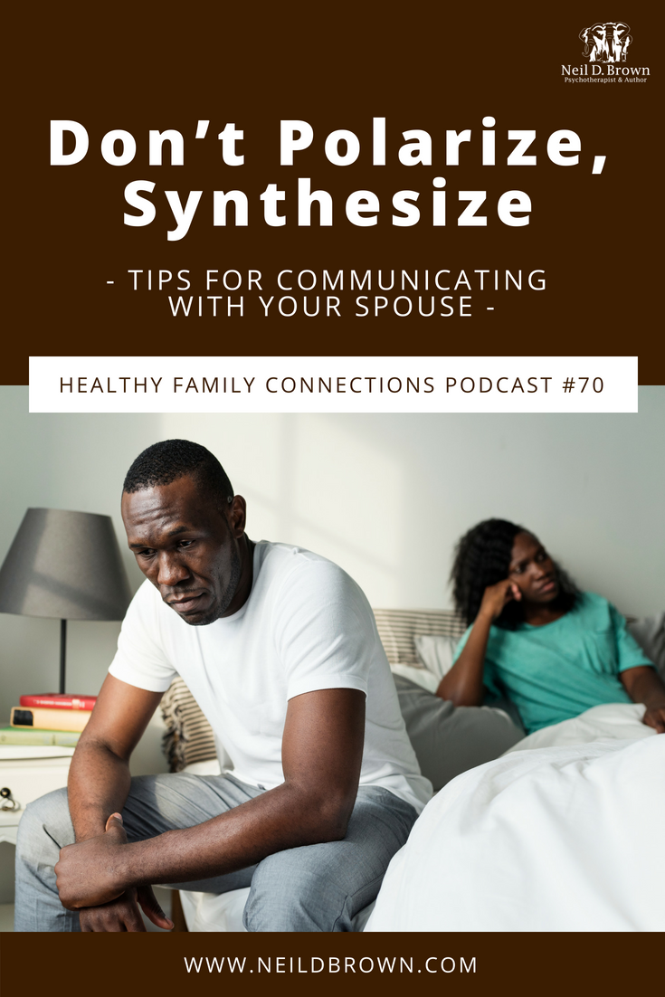 Do you find there to be a communication gap between your spouse and your children? It can cause control battles and parental burnout. Check out my latest podcast for tips on closing the gap.