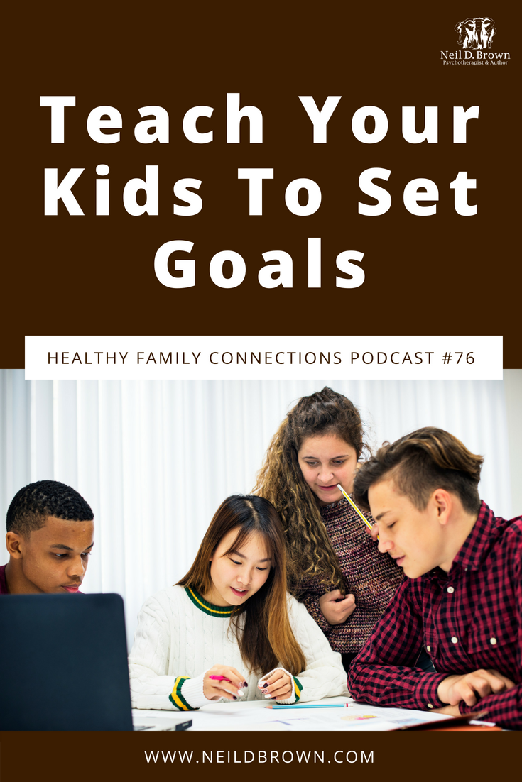 Goal setting is a vital part of our lives.  If we teach and empower our kids to identify and solve problems, life will go well for them. Let's look at a few important goal setting or problem solving areas to think about.