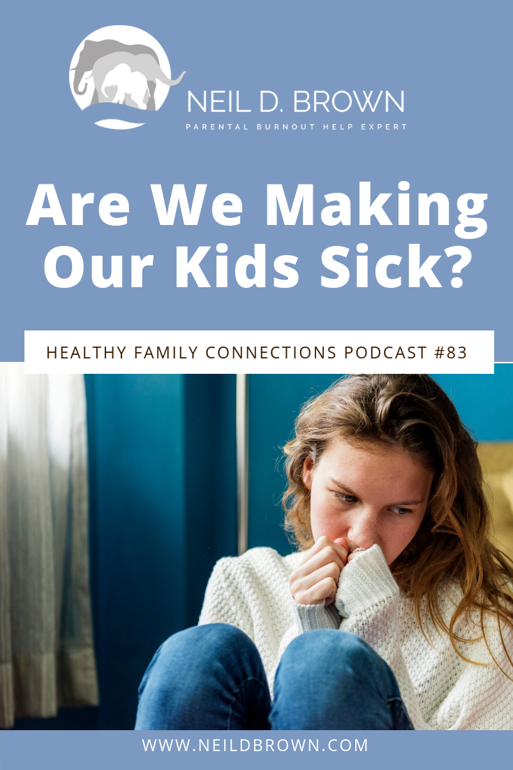 When our children and teens are suffering from health or mental health issues, their diet plays an important role in either improving or exacerbating their condition.