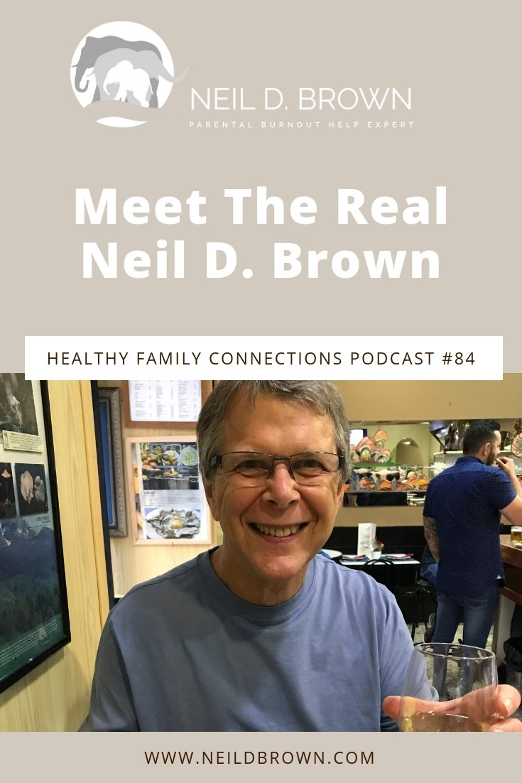 In this podcast, Neil shares his early life and professional journey, as well as his takes on the bigger issues of our society, politics, and our planet.