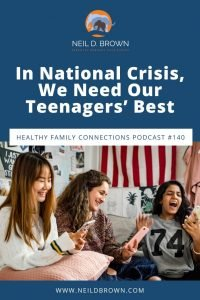 In National Crisis, We Need Our Teenagers' Best