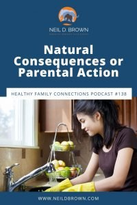 Natural Consequences or Parental Action