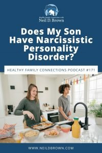 Does My Son Have Narcissistic Personality Disorder?